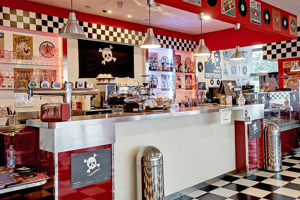 I Dissidenti - ristorante americano con cucina tex-mex al Centro Commerciale Matrix Shop