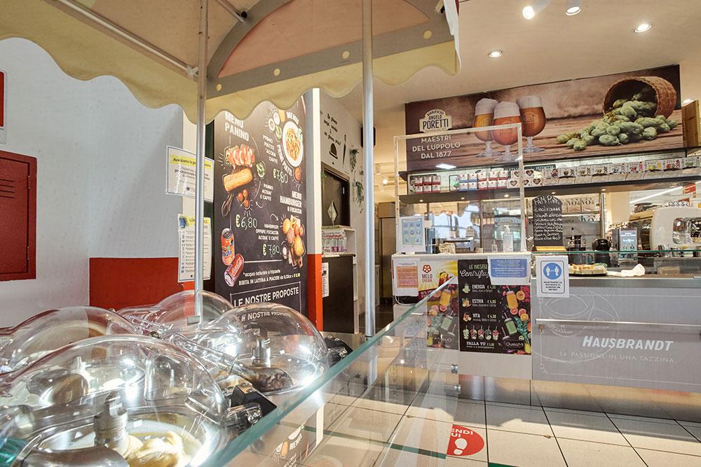 Snack Bar Gusta.Mi - Centro Commerciale Matrix Shop