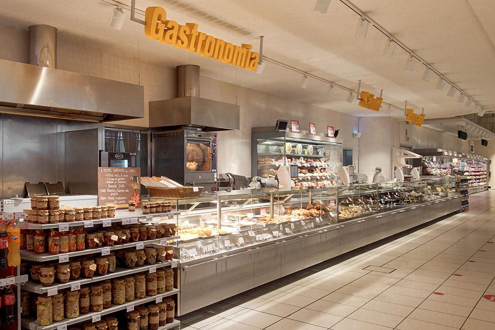 Interspar - Centro Commerciale Matrix Shop