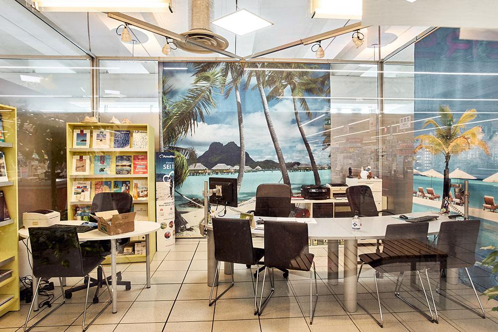Last Minute Tour - Centro Commerciale Matrix Shop