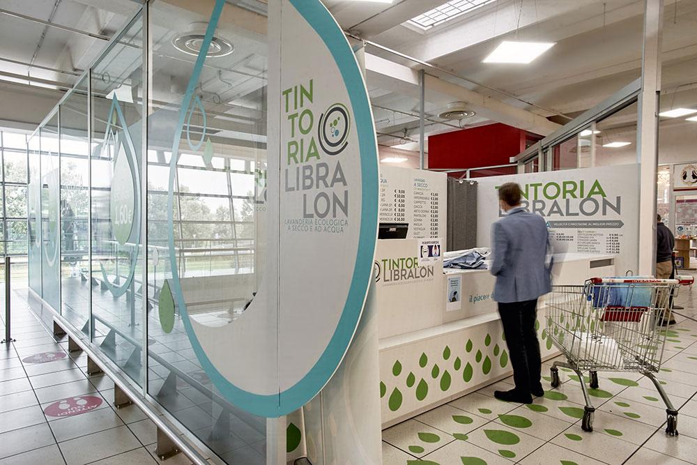 Tintoria Libralon - Centro Commerciale Matrix Shop