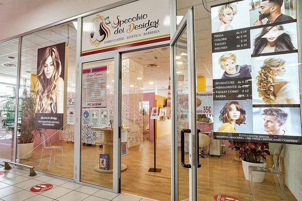 Specchio dei Desideri - Centro Commerciale Matrix Shop