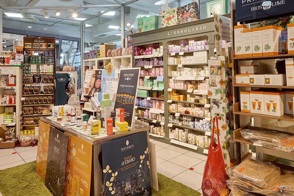 Mondo Verde Erboristeria - Centro Commerciale Matrix Shop