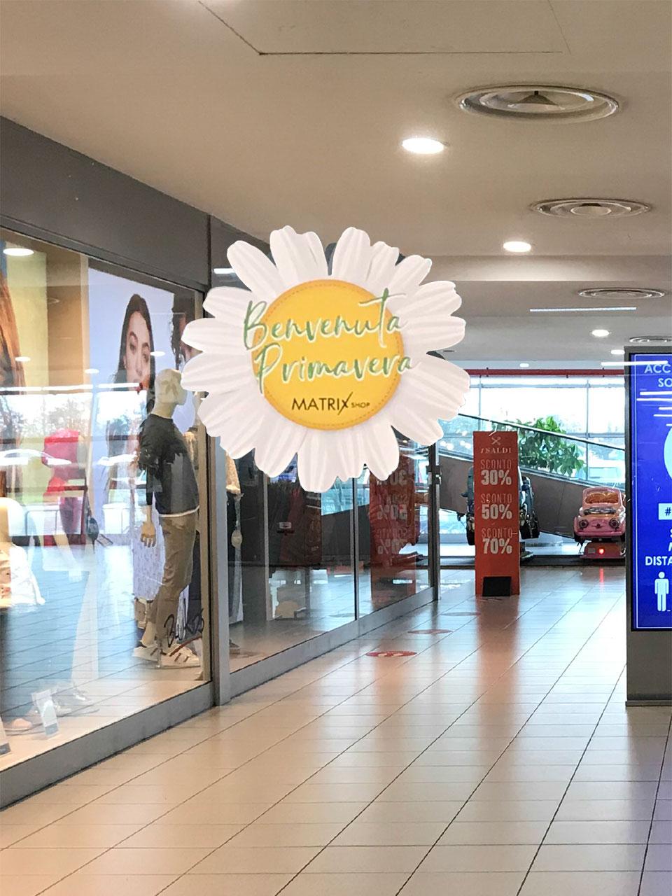 Corner Primavera 2121 - Centro Commerciale Matrix Shop